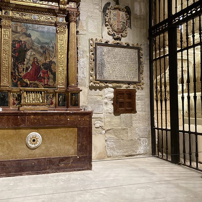Abren por primera vez al público las capillas de Santa Catalina y San Mateo de la Catedral de Cuenca