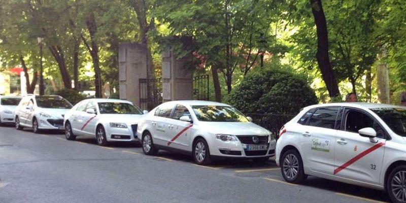 ACUTAX calcula que la actividad del taxi se redujo un noventa por ciento durante el estado de alarma