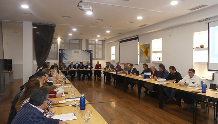 CEOE-Cepyme Cuenca destaca la representatividad y servicio que se ha dado a las empresas en tiempos de pandemia