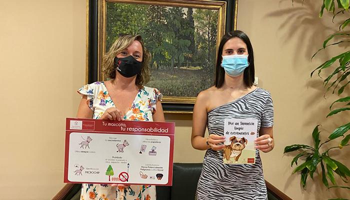 El Ayuntamiento de Tarancón pone en marcha una campaña para concienciar sobre la recogida de excrementos de los perros