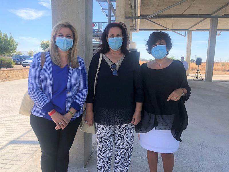 El Gobierno regional ha enviado más de 4.000 elementos de protección al municipio de Barajas de Melo durante la crisis sanitaria