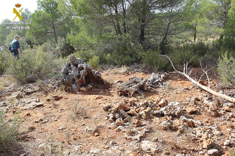 El incendio de Barchín del Hoyo fue provocado para ocultar el cadáver de un vecino de Cardenete asesinado