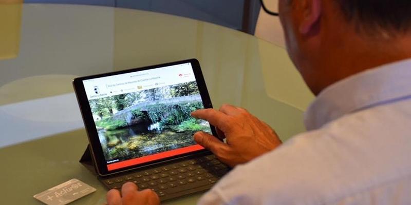 El Portal de Centros de Mayores del Gobierno de Castilla-La Mancha ha recibido más de 52.000 visitas desde su puesta en marcha