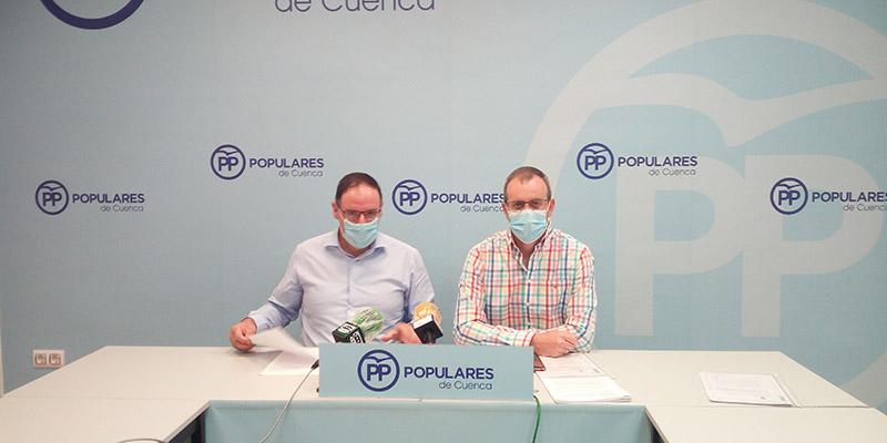 El PP exige al Gobierno que los más de 80 millones de superávit de la provincia de Cuenca se destinen a inversiones sin chantajes