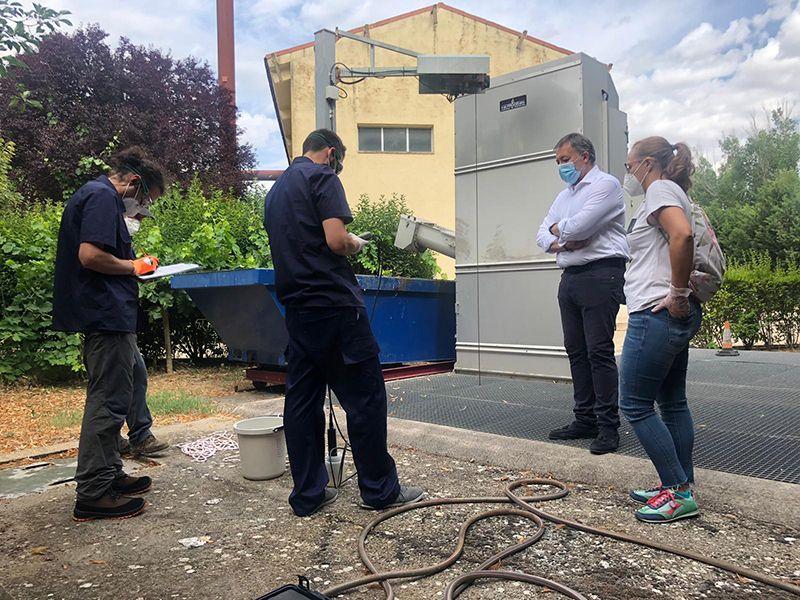 Detectados restos de material genético del coronavirus SARS-CoV-2 en las muestras de aguas residuales de Cuenca tomadas el 19 de agosto