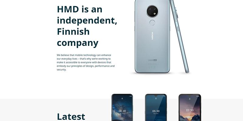 HMD GlobalTM, the home of Nokia phones, obtiene 230 millones de dólares de inversiones de socios estratégicos