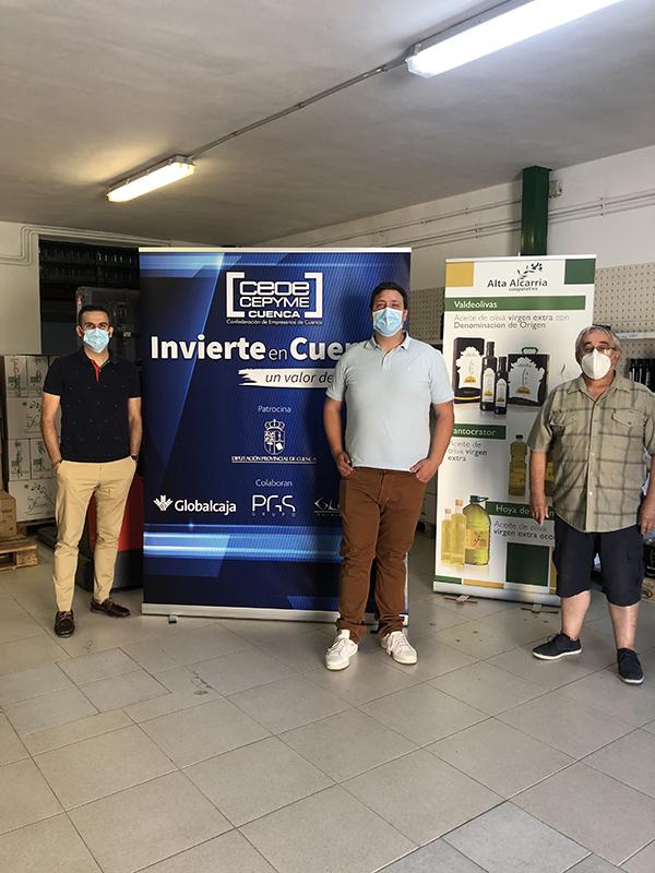 Invierte en Cuenca busca las posibilidades de inversión en la localidad de Valdeolivas