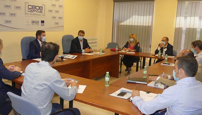 Invierte en Cuenca confía en los efectos positivos de las medidas urgentes para proyectos prioritarios en la región
