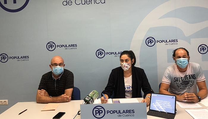 Jiménez presenta el documento de medidas para la vuelta al colegio y pide a Page que se reúna con Núñez para aplicarlo