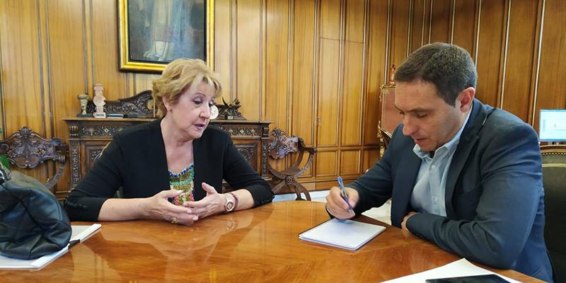 La Diputación de Cuenca firma un convenio con la UCLM para apoyar 10 proyectos de investigación por valor de 50.000 euros