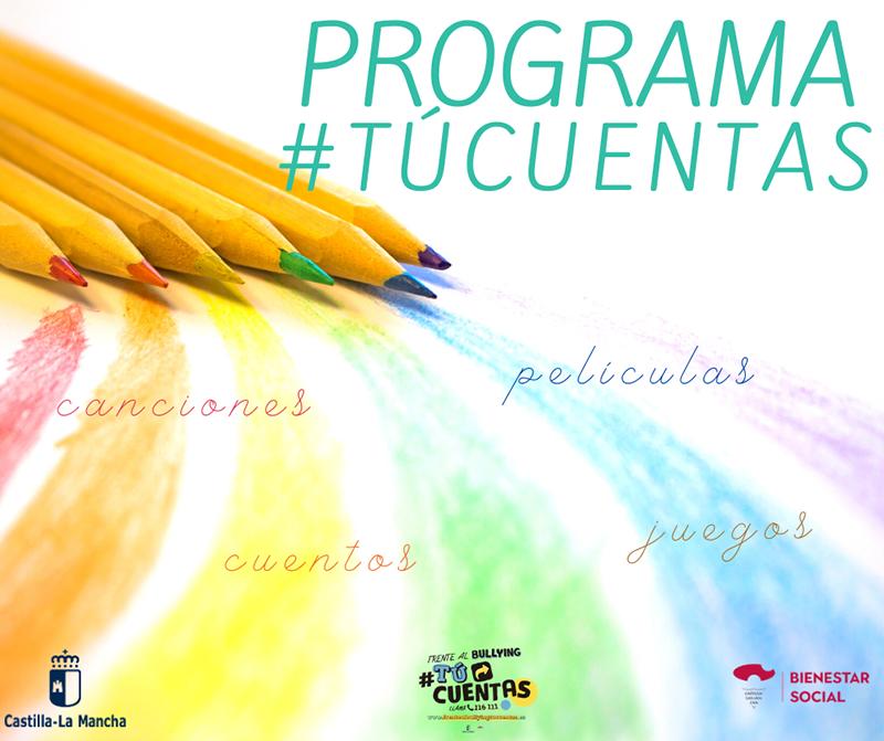 La Junta elabora cuentos, vídeos y juegos para el programa de prevención e intervención del acoso escolar #TuCuentas