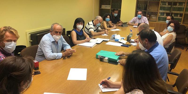 La Junta firma con los grupos de acción local de Cuenca la ampliación de los plazos del convenio para facilitar la concesión de ayudas