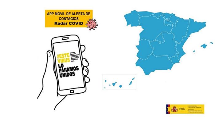 La patronal conquense apoya la puesta en marcha de la apliación 'Radar Covid'