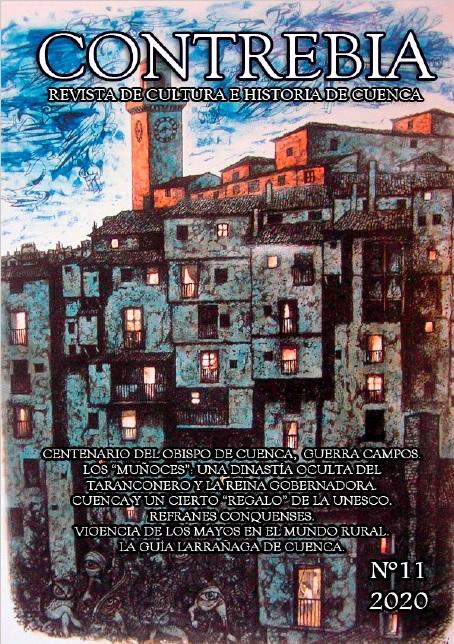 """La revista de cultura e historia de Cuenca """"Contrebia"""" publica su número 11"""