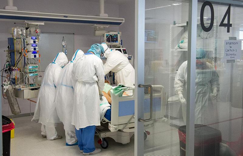 Miércoles 19 de agosto El coronavirus vuelve a matar en Cuenca y a contagiar a 58 personas en Guadalajara