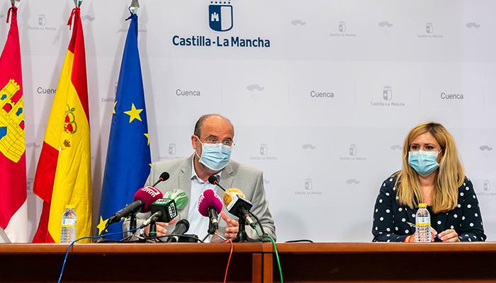 El Gobierno regional culmina el proceso de traslado y equipamiento de los IES Alfonso VIII y San José