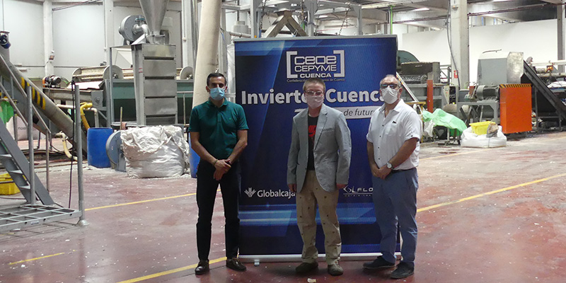 Un inversor asiático implanta su negocio en Montalbo dentro del proyecto Invierte en Cuenca