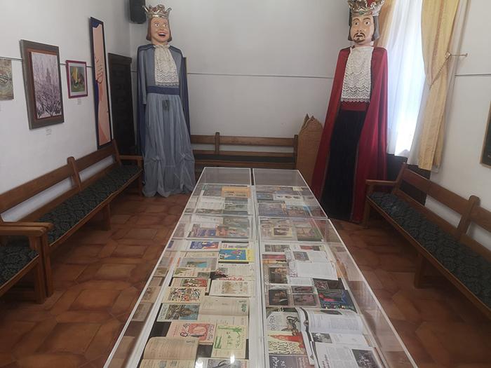 ´Acuarelas´ de Begoña Manzanares, ´Las fiestas en portada´ y el Certamen José Antonio Sequí llegan a Casa Parada y al Auditorio Municipal de Tarancón