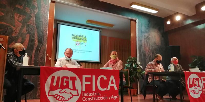 """Azcoitia sobre el Centro de Estudios Penitenciarios """"UGT siempre estará apoyando las iniciativas reales que beneficien a Cuenca"""""""