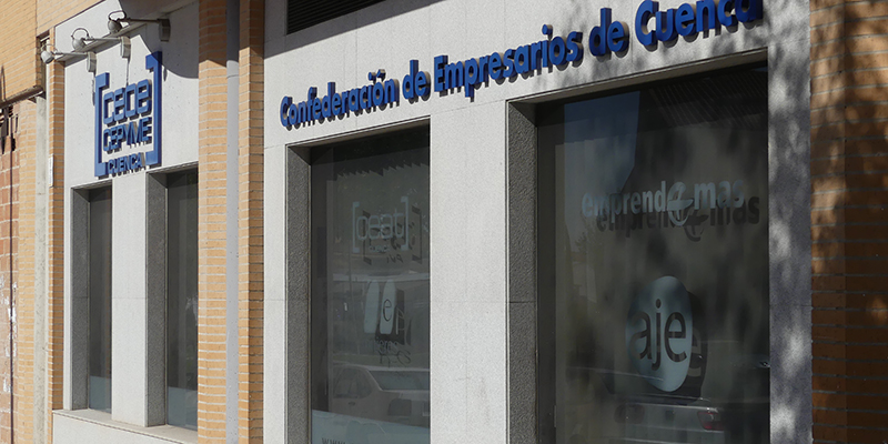 CEOE-Cepyme Cuenca solicita protección para autónomos y emprendedores para salvar la crisis de la Covid 19
