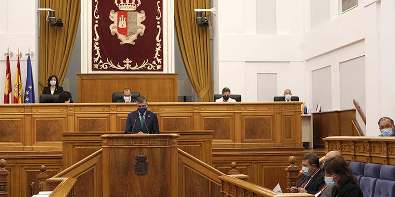 Declaración institucional a favor de que Cuenca sea sede del Centro de Estudios Penitenciarios