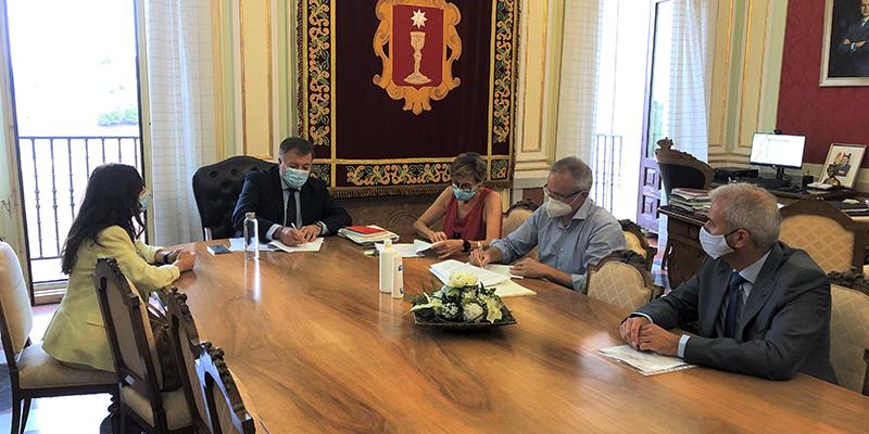 El Ayuntamiento de Cuenca saca adelante la modificación puntual del PGOU que permitirá el traslado de la harinera