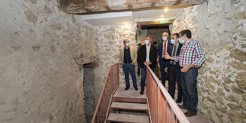 El Gobierno de España aporta a Cuenca a través del programa del 1,5% Cultural una inversión total de 992.300 euros