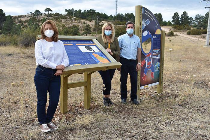 El Gobierno regional acometerá la creación de un observatorio astronómico en Vega del Codorno