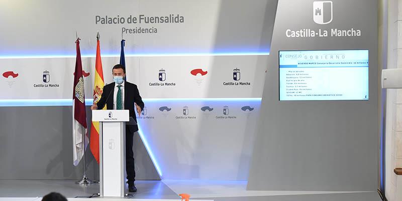 El Gobierno regional autoriza a Guadalajara y Albacete a adherirse al Acuerdo Marco de la Junta para garantizar un consumo energético 'verde' en sus edificios