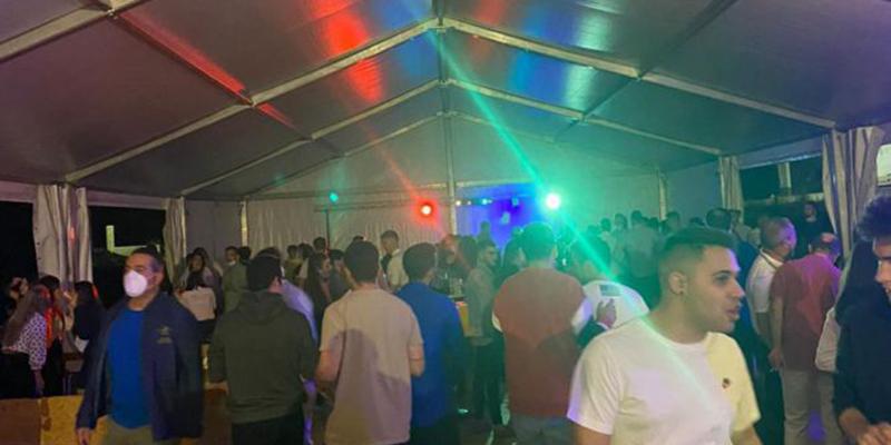 El Gobierno regional condena la fiesta celebrada en Honrubia y requerirá información sobre su autorización para estipular las sanciones