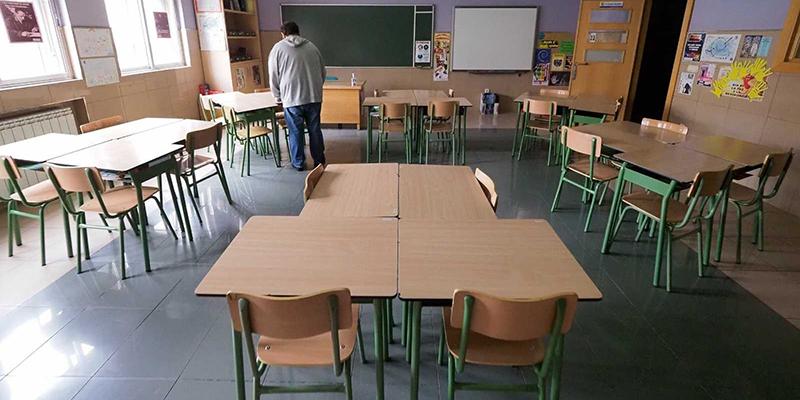 El Gobierno regional puntualiza el documento enviado a los centros escolares y desmiente que no vaya a cerrar aulas aunque haya positivos