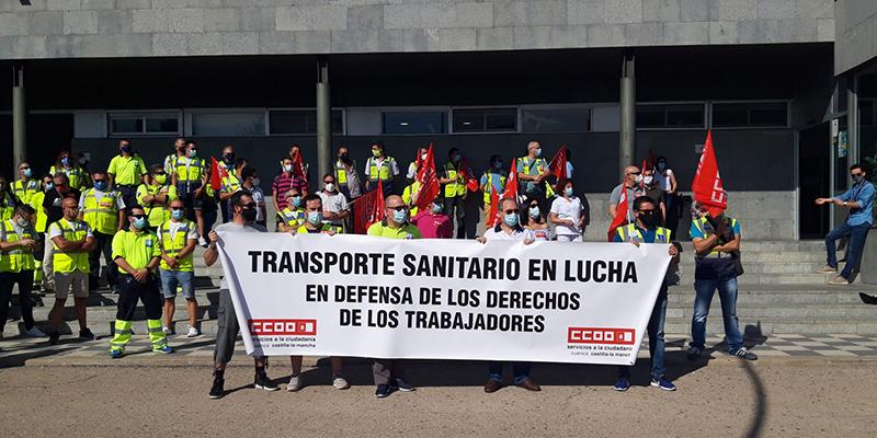 """El PP de Cuenca exige a la Junta que solucione ya los problemas del transporte sanitario, """"por los derechos de los trabajadores y de pacientes"""""""