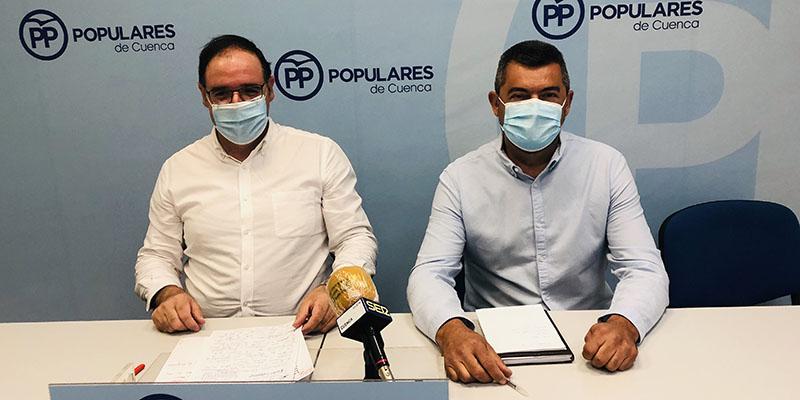 """El PP recela del avance de la autovía Cuenca-Teruel, """"no se ha hecho público el estudio informativo, plazos, ni presupuesto"""""""