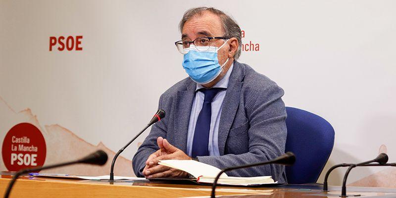 El PSOE de CLM insta a Núñez a seguir al alcalde de Madrid y desmarcarse de Cospedal