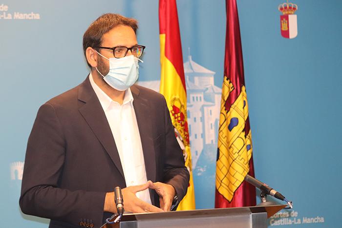 """Gutiérrez """"Cospedal usó personal de la Junta para introducirse en las cloacas del Estado, Núñez no puede seguir callado"""""""
