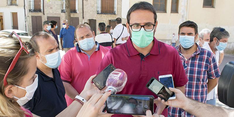 Gutiérrez La reunión de este lunes es una prueba de lo que Núñez niega, Madrid es epicentro de una pandemia de la que no tiene culpa
