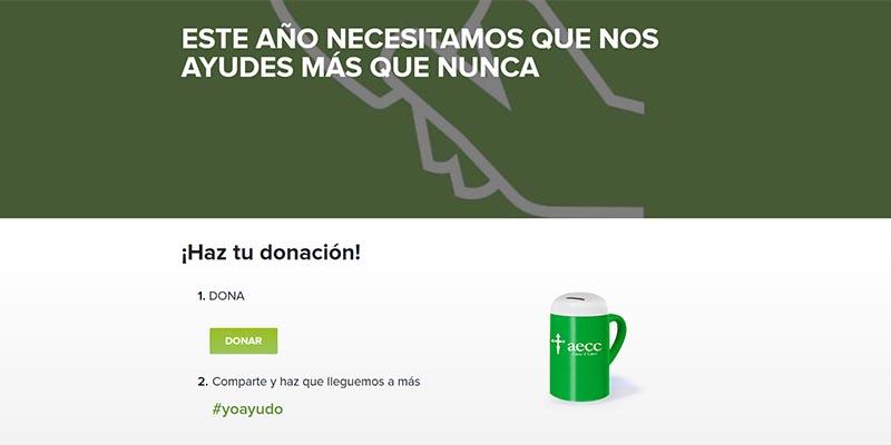 La Asociación contra el Cáncer de Cuenca celebra su tradicional cuestación en versión digital