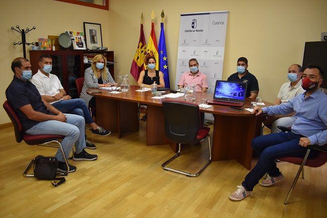 La Asociación de Clubes Deportivos de Cuenca trabaja en aplicar los proyectos propuestos por junta directiva y clubes