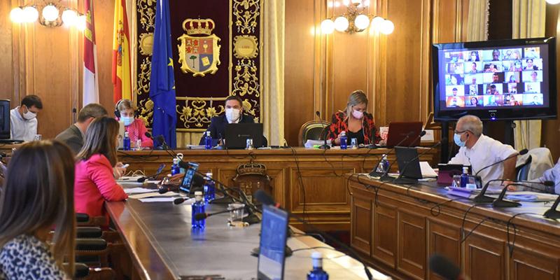 La Diputación de Cuenca aprueba destinar 500.000 euros para ayudar a los ayuntamientos en la limpieza de colegios de la provincia