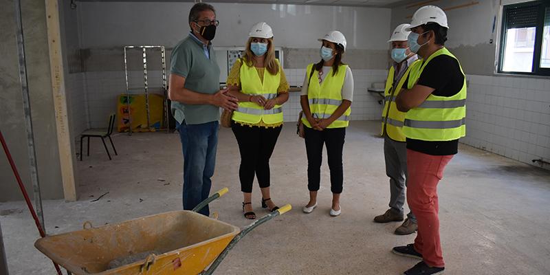 La Junta destina casi 50.000 euros a obras de mejora en el CEIP Santa Ana de la capital conquense