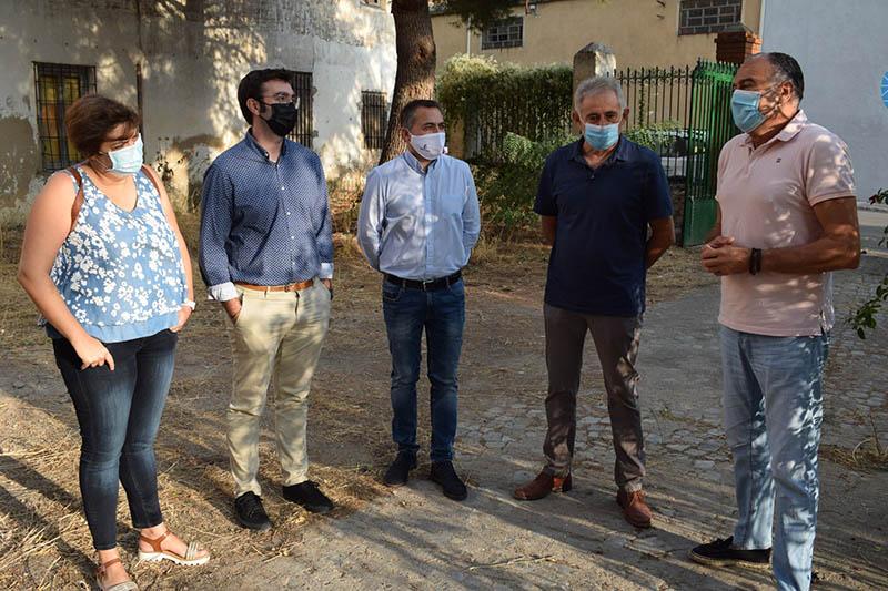 La Junta ha facilitado la contratación de diez personas en Tarancón para la rehabilitación del ´Hospitalillo´