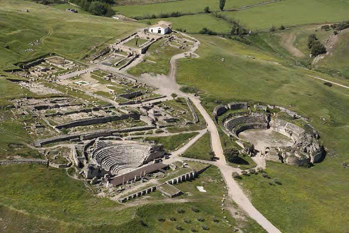 La realidad económica de Castilla-La Mancha en la antigüedad romana