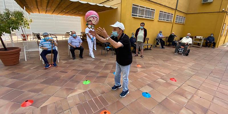 La Residencia Sagrado Corazón presenta su programa piloto durante el confinamiento a los premios de la Fundación Pilares