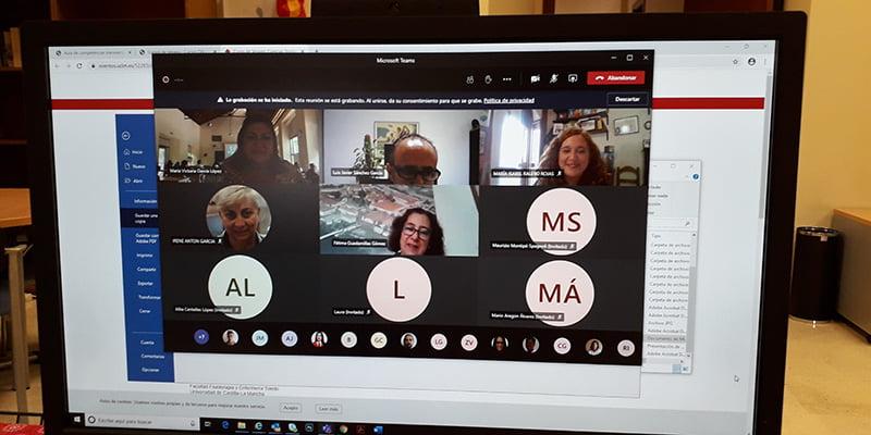 La UCLM aborda en un curso de verano 'online' el papel de las Ciencias Sociales aplicadas a la intervención comunitaria