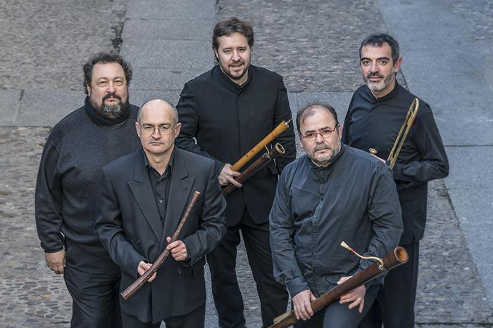 Los Ministriles de Marsias en 'Música en la Catedral' de Cuenca el próximo sábado 12 de septiembre