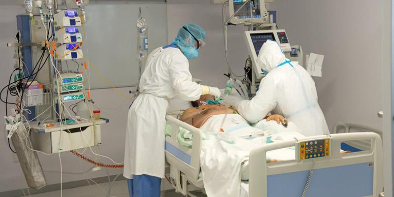 Lunes 14 de septiembre El coronavirus vuelve a matar en Guadalajara durante el fin de semana y contagia a 404 personas y a 125 en Cuenca