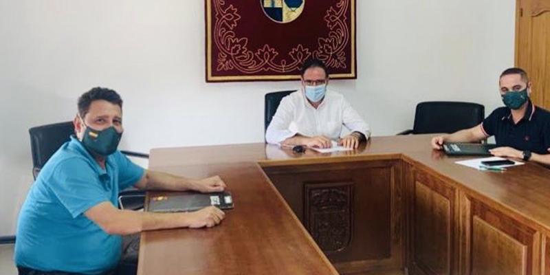 """Prieto pide que se refuerce la plantilla de la Guardia Civil, """"son fundamentales para nuestro mundo rural y quienes residen en él"""""""