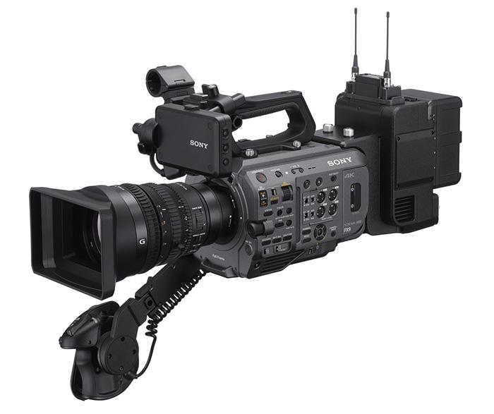 Sony presenta Sony Cinema Line, cámaras para creadores de contenido con tecnología para la producción de cine digital
