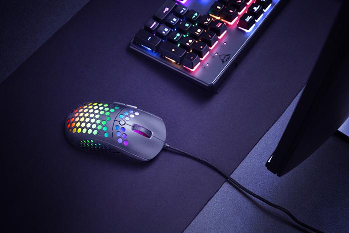 Trust presenta sus nuevos ratones RGB, con botones programables y un diseño que no te dejará indiferente