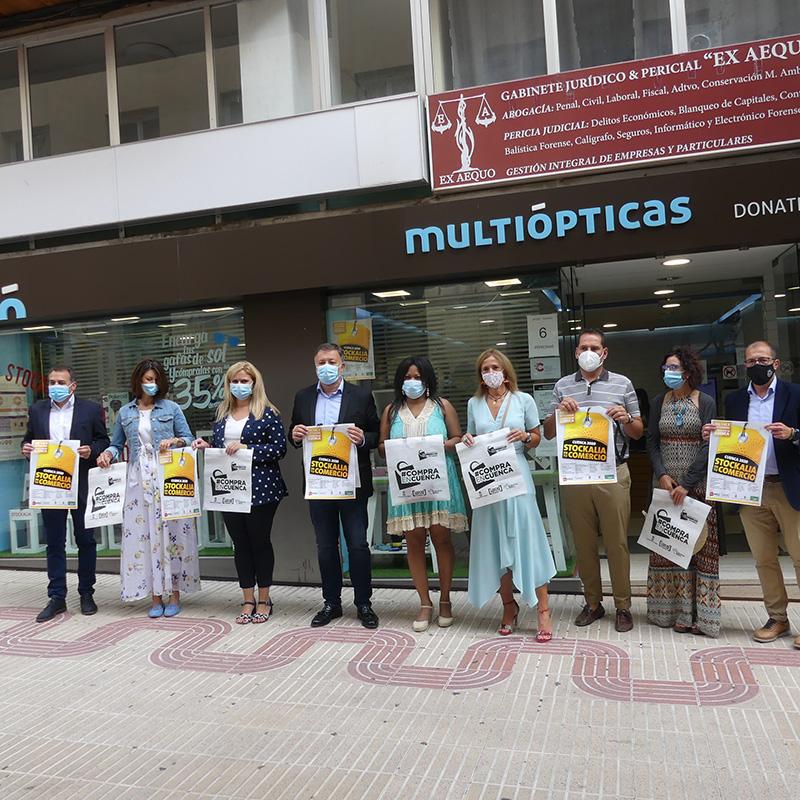 Veintisiete establecimientos ofrecen descuentos en Stockalia Cuenca en tu comercio durante esta semana